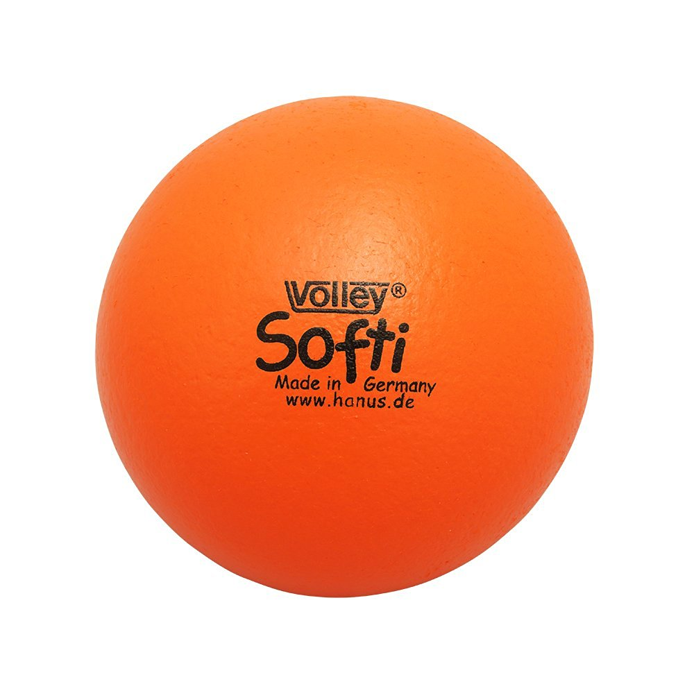 Produktfoto VOLLEY Softi Ball orange, extra weich
